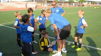 Junior Soccer Coaching